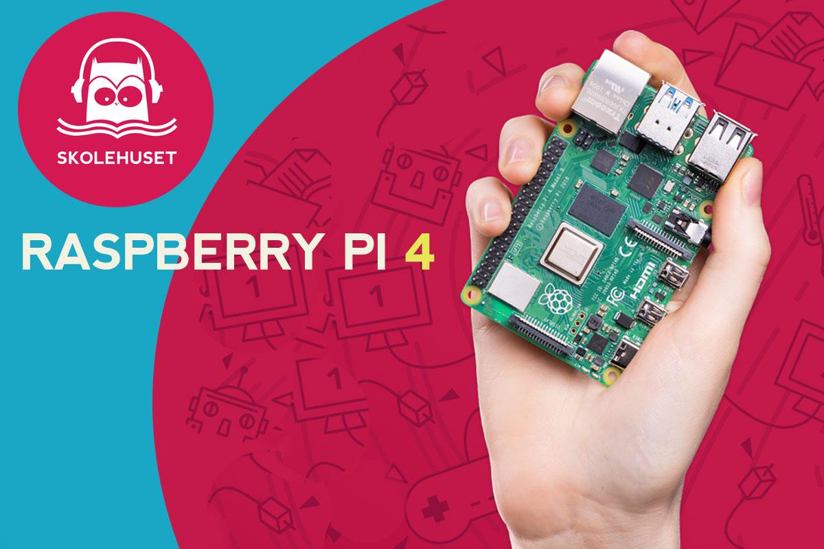 Raspberry Pi 4 - Kjøpsguide
