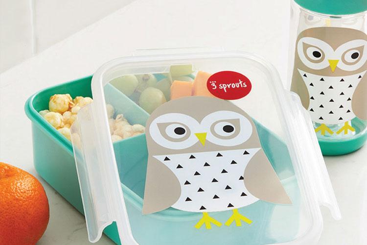 3 Sprouts: Endelig med komplett lunsjpakke!