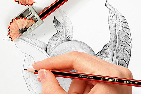 Startpakker til tegning