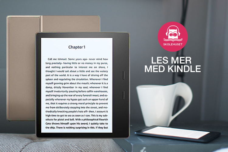 Kindle lesebrett - Vinter 2020