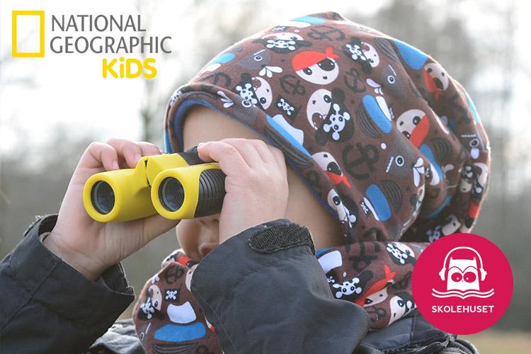 National Geographic & Bresser KIDS