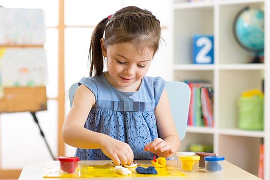 Lek og lær - spill og kreativitet til barna