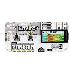 Enviro + Air Quality for Raspberry Pi