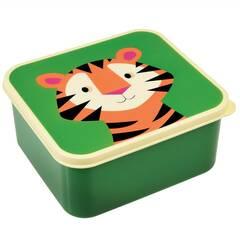 Rex London Matboks ‑ Grønn med tiger