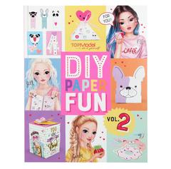 TOPModel DIY Paper Fun Volume 2