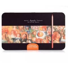 Marco Renoir Fine Art - 100 Fargeblyanter i metallskrin