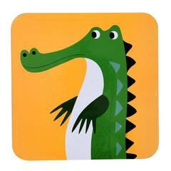 Rex London Bordbrikke ‑ Krokodillen Harry