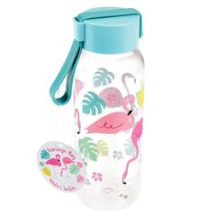 Rex London Drikkeflaske ‑ Fancy Flamingo 340ml