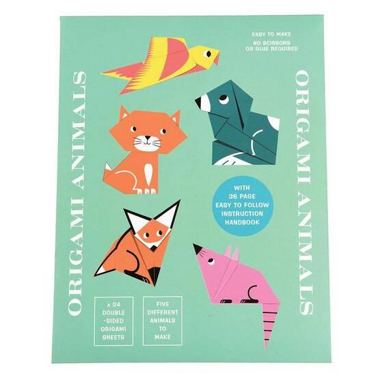Rex London Origami ‑ Dyr fra Skolehuset.no