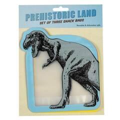 Rex London Snacksposer ‑ Dinosaurer 3 pakning
