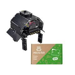 TOTEMTORTOISE Robotskilpadde og BBC Microbit V2