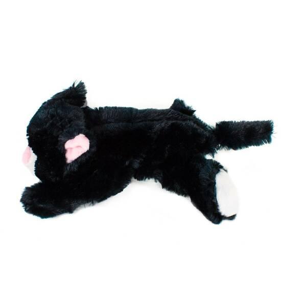 Tinka ‑ Katte pennal med fuskepels   fra Skolehuset.no