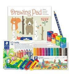 Tegning Startpakke 2 - Barn