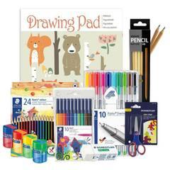 Tegning Startpakke Barn - 3.klasse og oppover
