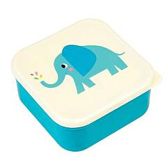 Rex London Matboks ‑ Blå med elefanten Elvis