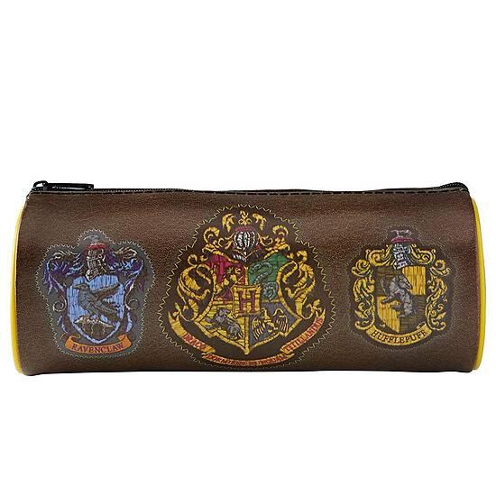 Harry Potter ‑ Pennal med logoer fra Skolehuset.no