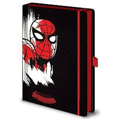 Marvel Spider‑Man Premium Notatbok - A5