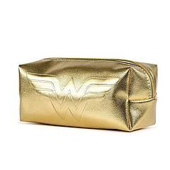 Wonder Woman ‑ Stilig pennal i skinnende gull