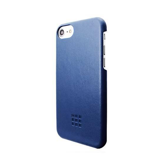 Moleskine Hard Case for iPhone 7 ‑ Deksel Blått fra Skolehuset.no