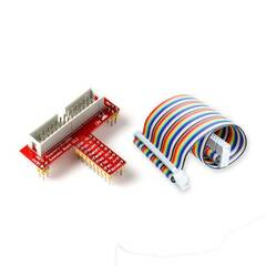 GPIO adapter med kabel ‑ 26 pin