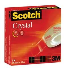 Scotch 3M Monterings tape 19mm x 33m. Gjennomsiktig