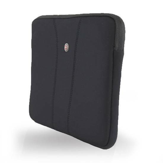 """SwissGear Lunar Sleeve til iPad opp til 10,2"""" - Sort fra Skolehuset.no"""