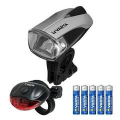 Varta LED Sykkellykt - Inkludert batterier