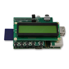 PiFace Control and Display I/O board LCD