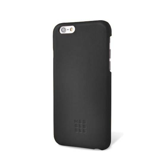 Moleskine Hard Case for iPhone 7 ‑ Deksel Sort fra Skolehuset.no