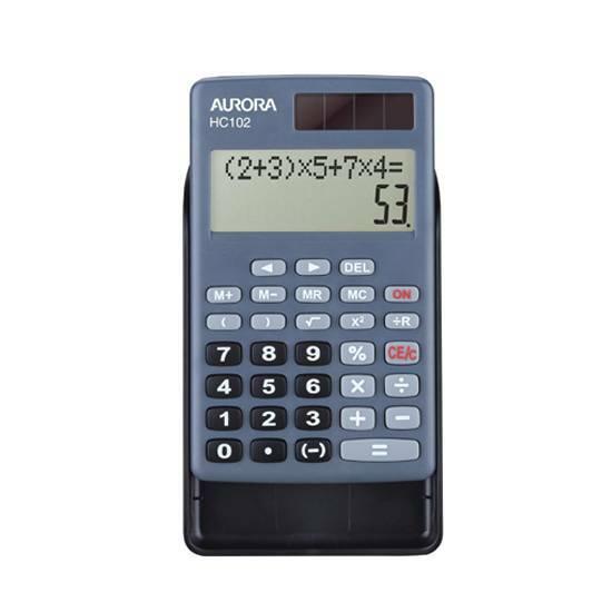 Aurora HC‑102 - Kalkulator for grunnskolen fra Skolehuset.no