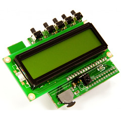 PiFace Control and Display 2 til Raspberry Pi