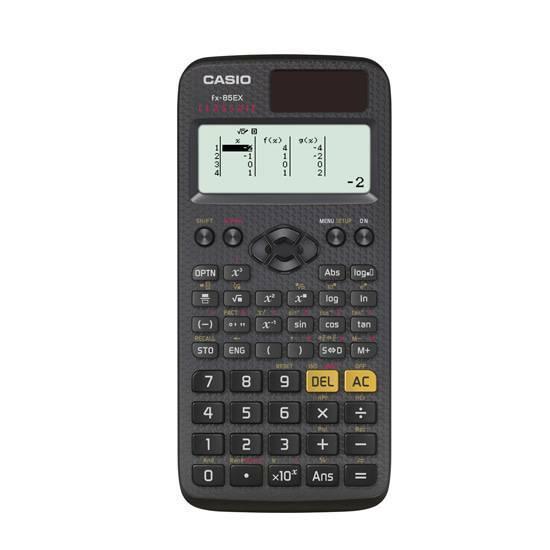 Casio FX‑85EX ClassWiz kalkulator fra Skolehuset.no