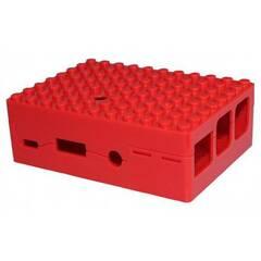 Raspberry Pi 2 or 3 ‑ Multicomp Case Red