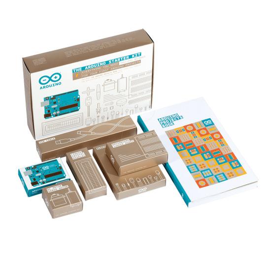Arduino Starter Kit Beginner fra Skolehuset.no