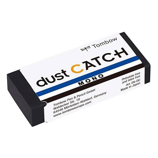 Tombow viskelær MONO dust CATCH 19g fra Skolehuset.no