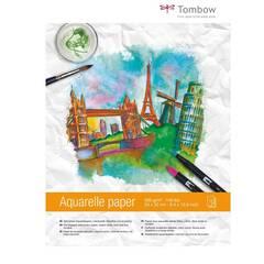 Tombow akvarell tegneblokk 300 g/m² kremhvit
