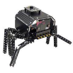 TOTEMSPIDER Robotedderkopp til BBC Micro:bit