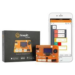 GraspIO Cloudio HAT til Raspberry Pi Utvikling og Prototyping