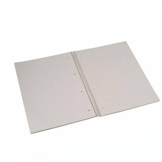 Esselte Notatbok 126x75mm 70 ark ‑ Ruter fra Skolehuset.no