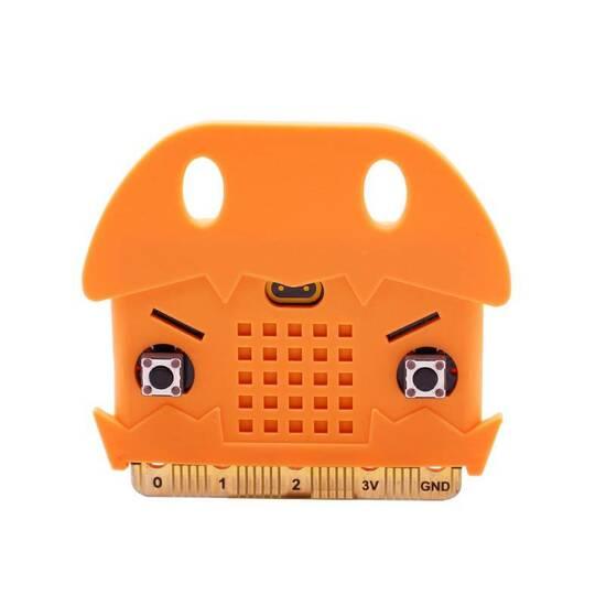 Deksel i myk silikon til Microbit ‑ 3 pakning fra Skolehuset.no