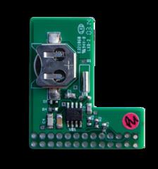 PiFace Shim RTC (Real Time Clock) til Raspberry Pi