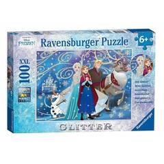 Ravensburger Frozen med glitter - Puslespill