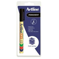 Artline permanent sort markeringstusj