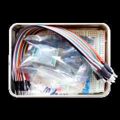"""Raspberry Pi """"Web of Things"""" Hardware Kit med kabler og sensorer"""