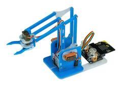 MeArm Robotarm til Microbit Blå