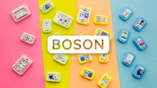 DfRobot BOSON Microbit tilbehørspakke fra Skolehuset.no