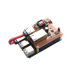 Raspberry Pi PoE Switch ‑ Power over Ethernet HAT