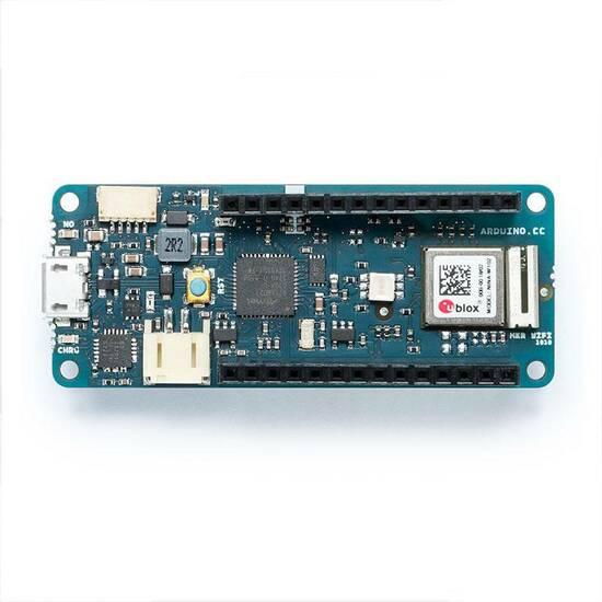 Arduino MKR 1010 Wifi board fra Skolehuset.no