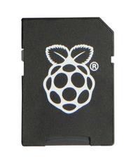 Raspberry Pi 16GB MicroSD kort med NOOBS BULK