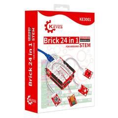 KEYES Brick Arduino 24 in 1 STEM Kit inkl. Arduino Uno